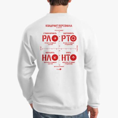"Толстовка ""Квадрант персонала"""