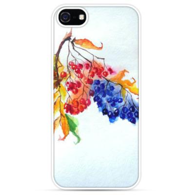 Чехол для iPhone Осень золотая