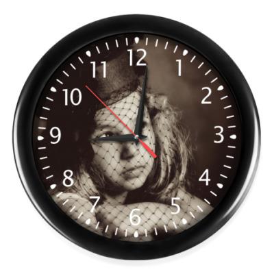 Часы 'Little girl'