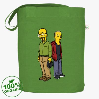 Сумка Breaking Bad Simpsons