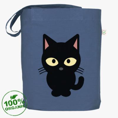 Сумка Черный Котик