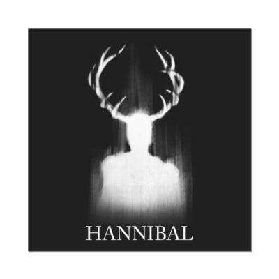Наклейка (стикер) Hannibal