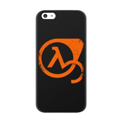 Чехол для iPhone 5c Half-Life 3
