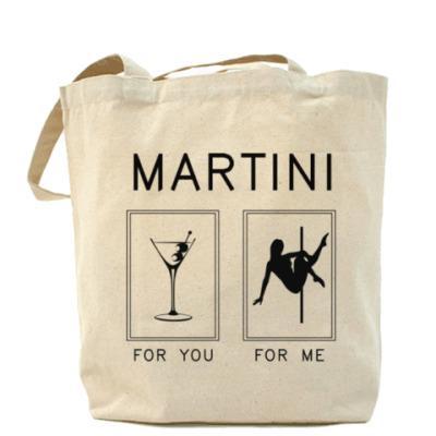 Сумка Pole dance: Martini