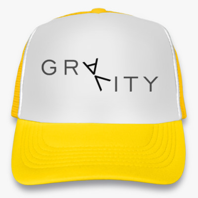 Кепка-тракер Gravity