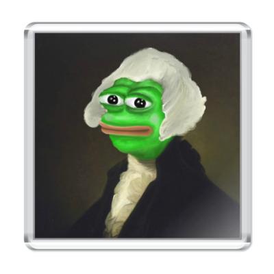Магнит Sir Pepe
