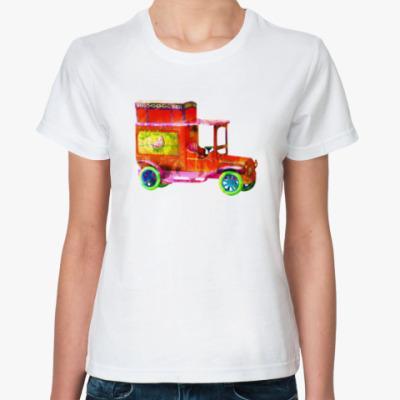 Классическая футболка Wild Watermelon Company
