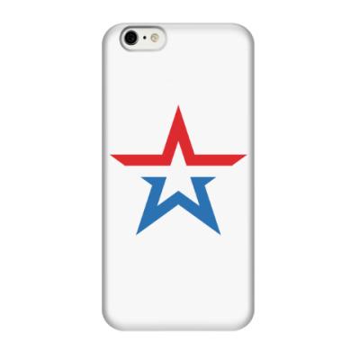 Чехол для iPhone 6/6s Армия России