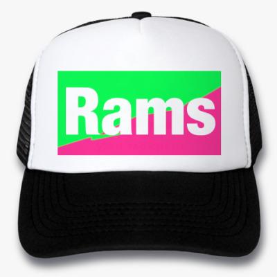 Кепка-тракер Rams