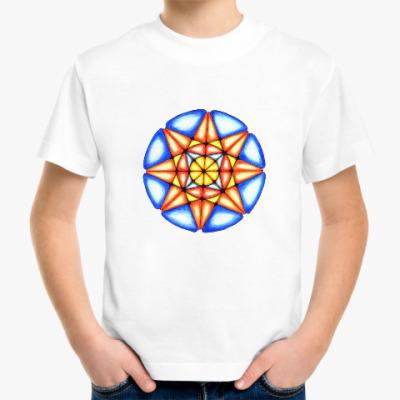 Детская футболка Калейдоскоп Июнь