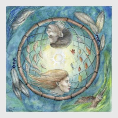 Постер Pillow of Winds