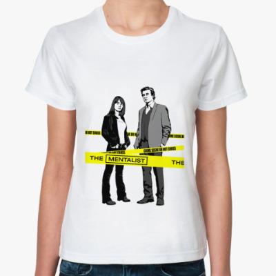 Классическая футболка Lisbon & Jane