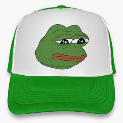 Кепка-тракер Sad Frog