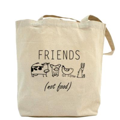 FRIENDS (NOT FOOD)