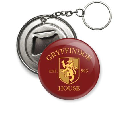 Брелок-открывашка Gryffindor