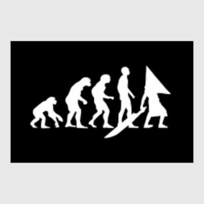 Постер Pyramid Head Evolution