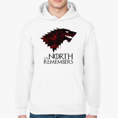Толстовка худи The North Remembers