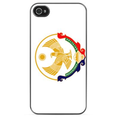 Чехол для iPhone Герб Республики Дагестан