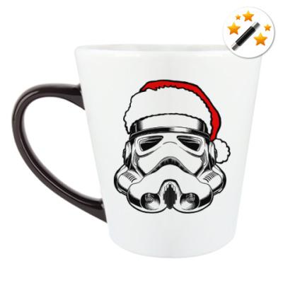 Кружка-хамелеон Star Wars New Year