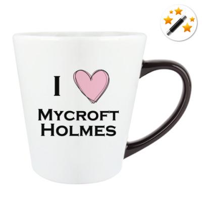 I love Mycroft Holmes