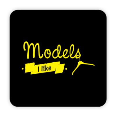 Костер (подставка под кружку) Models I like