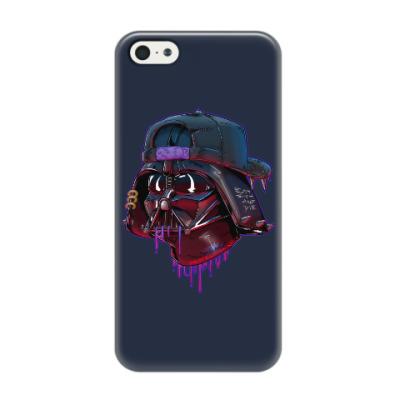Чехол для iPhone 5/5s Дарт Вейдер Бомж