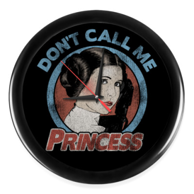 Настенные часы Star Wars Princess Leia Organa