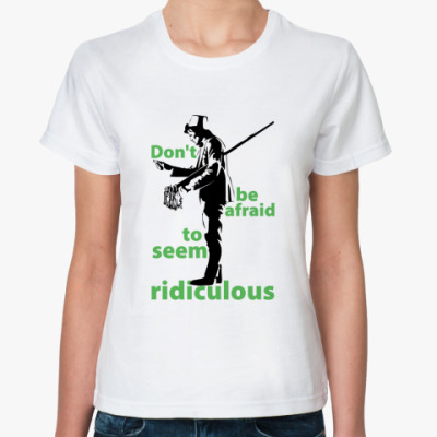 Классическая футболка DW 11