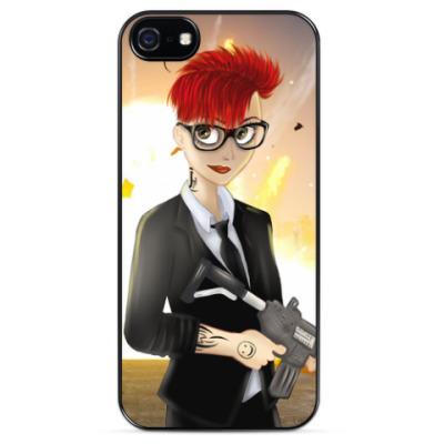 "Чехол для iPhone Чехол для iPhone 5/5s ""GTA V"""