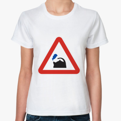 Классическая футболка Чайник