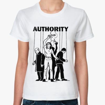Классическая футболка Свобода