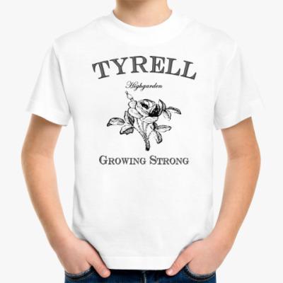 Детская футболка Tyrell