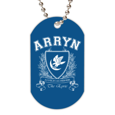 Жетон dog-tag House Arryn