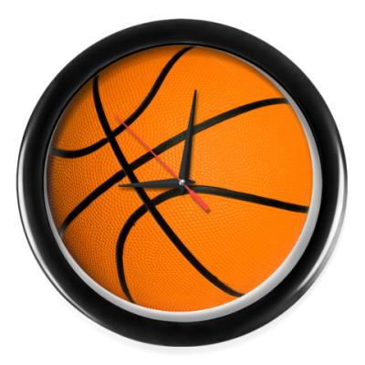 Настенные часы Баскетбольный мяч