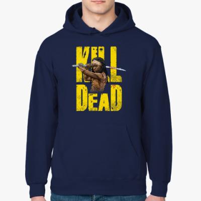 Толстовка худи Walking Dead Ходячие мертвецы