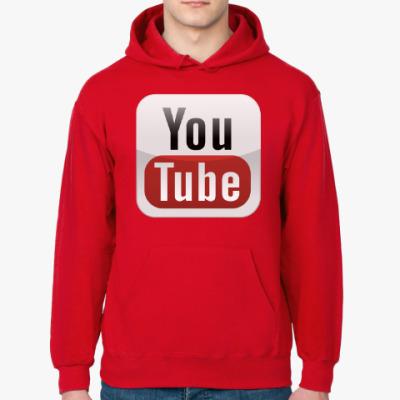 Толстовка худи YouTube