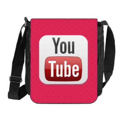 Сумка на плечо (мини-планшет) YouTube