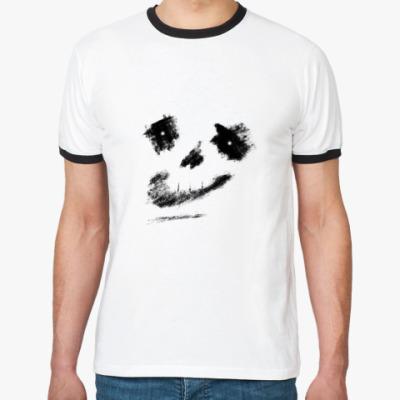 Футболка Ringer-T Smile