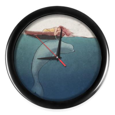 Настенные часы Океан