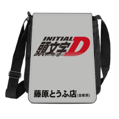Сумка-планшет Initial D