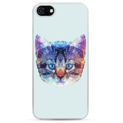 Чехол для iPhone Волшебный котик