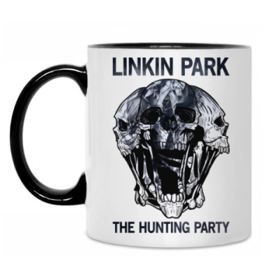 Кружка Linkin Park The Hunting Party