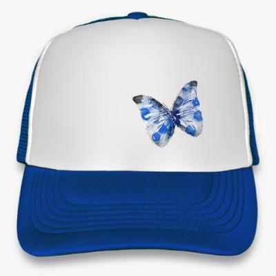 Кепка-тракер Бабочка