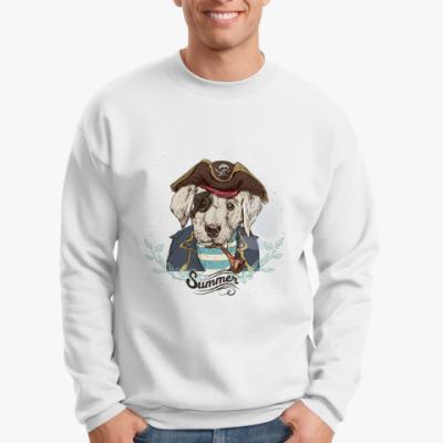 Свитшот Пиратская собака