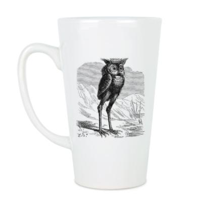 Чашка Латте Демон Столас