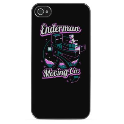 Чехол для iPhone Enderman Moving Co.
