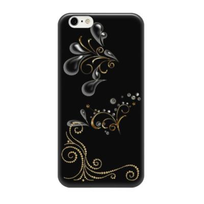 Чехол для iPhone 6/6s Хрустальные узоры