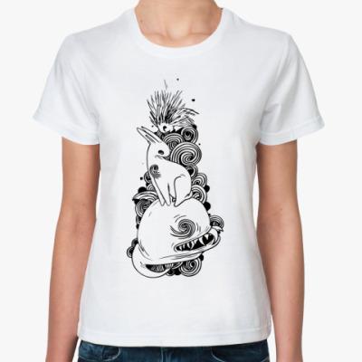 Классическая футболка  «Живая природа»