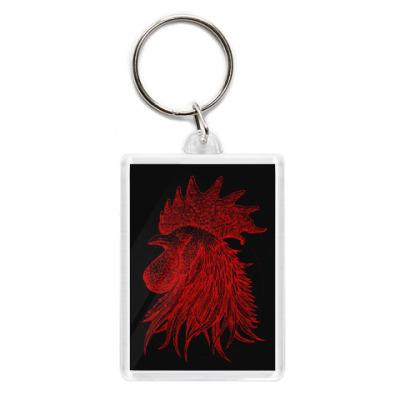 Красный петух символ Года
