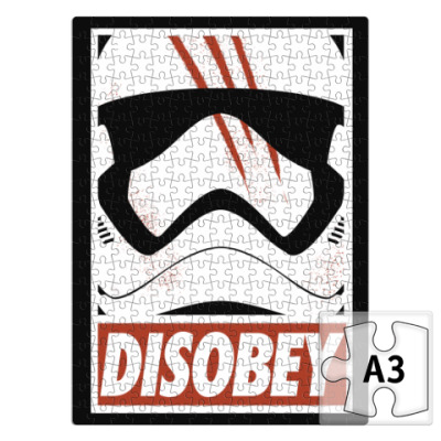 Пазл Star Wars: Disobey